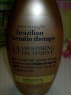Keratin Therapy Treatment