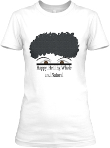 happyhealthywhole t-shirt